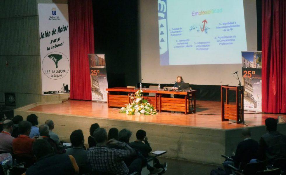 PROFEMADERA ha celebrado en Tenerife la 25 edición de sus jornadas técnicas de madera y mueble