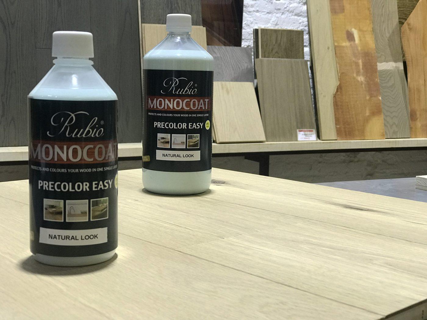 Nuevo precolor NATURAL LOOK® de RUBIO MONOCOAT