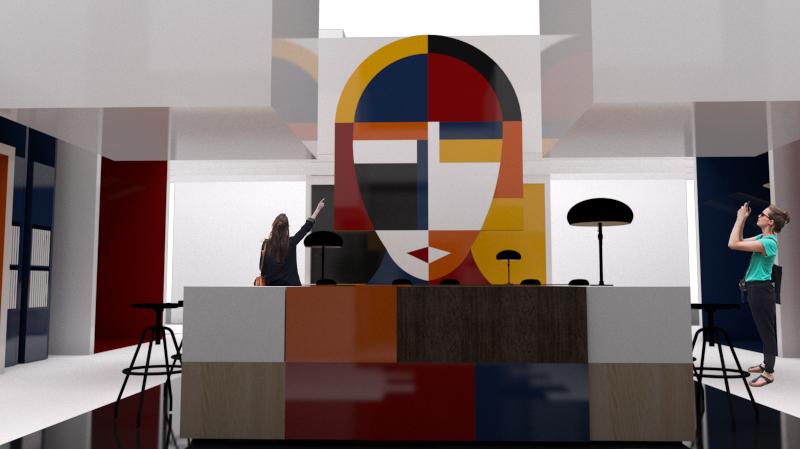 ALVIC exhibirá en una «galería de arte» en interzum