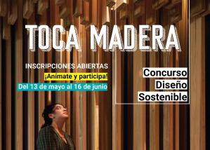 TOCA MADERA presenta una convocatoria de Diseño Sostenible con madera de frondosas estadounidenses