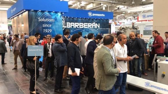 BARBERÁN exhibirá su avance tecnológico en FIMMA