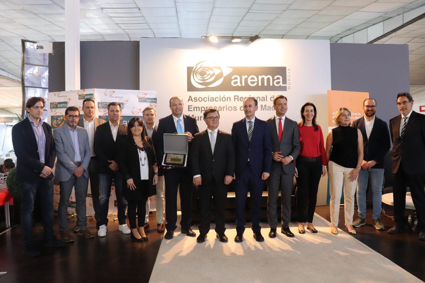 CETEM recibe el Premio AREMA