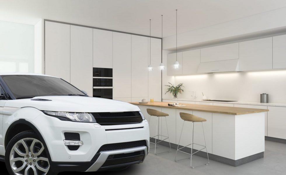 Casi el 60% de los jóvenes prefiere cambiar la cocina antes que el coche