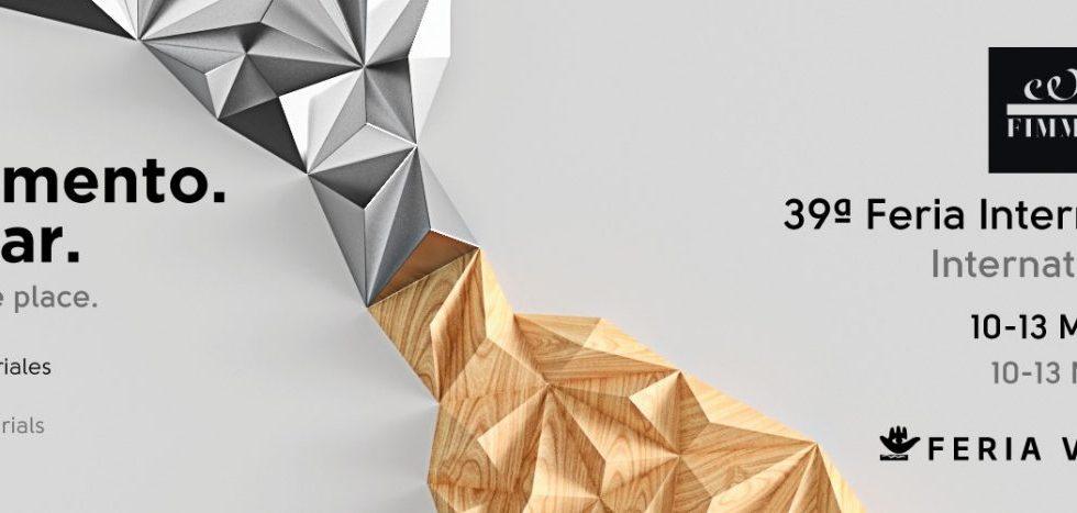FIMMA-MADERALIA presenta su imagen para la cita de 2020