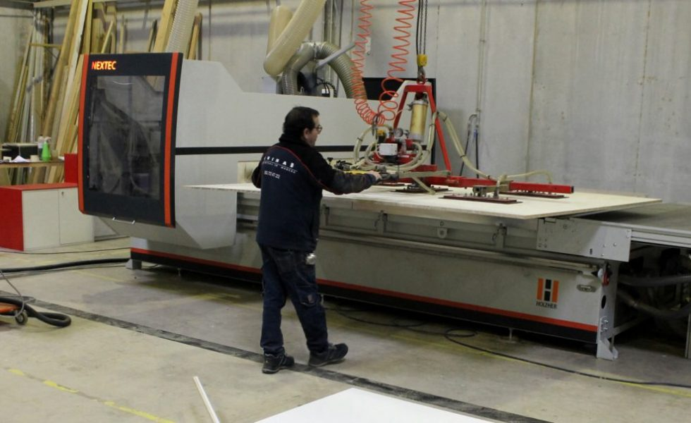 RUIMAD propulsa con un NEXTEC de HOLZ HER su capacidad de producción