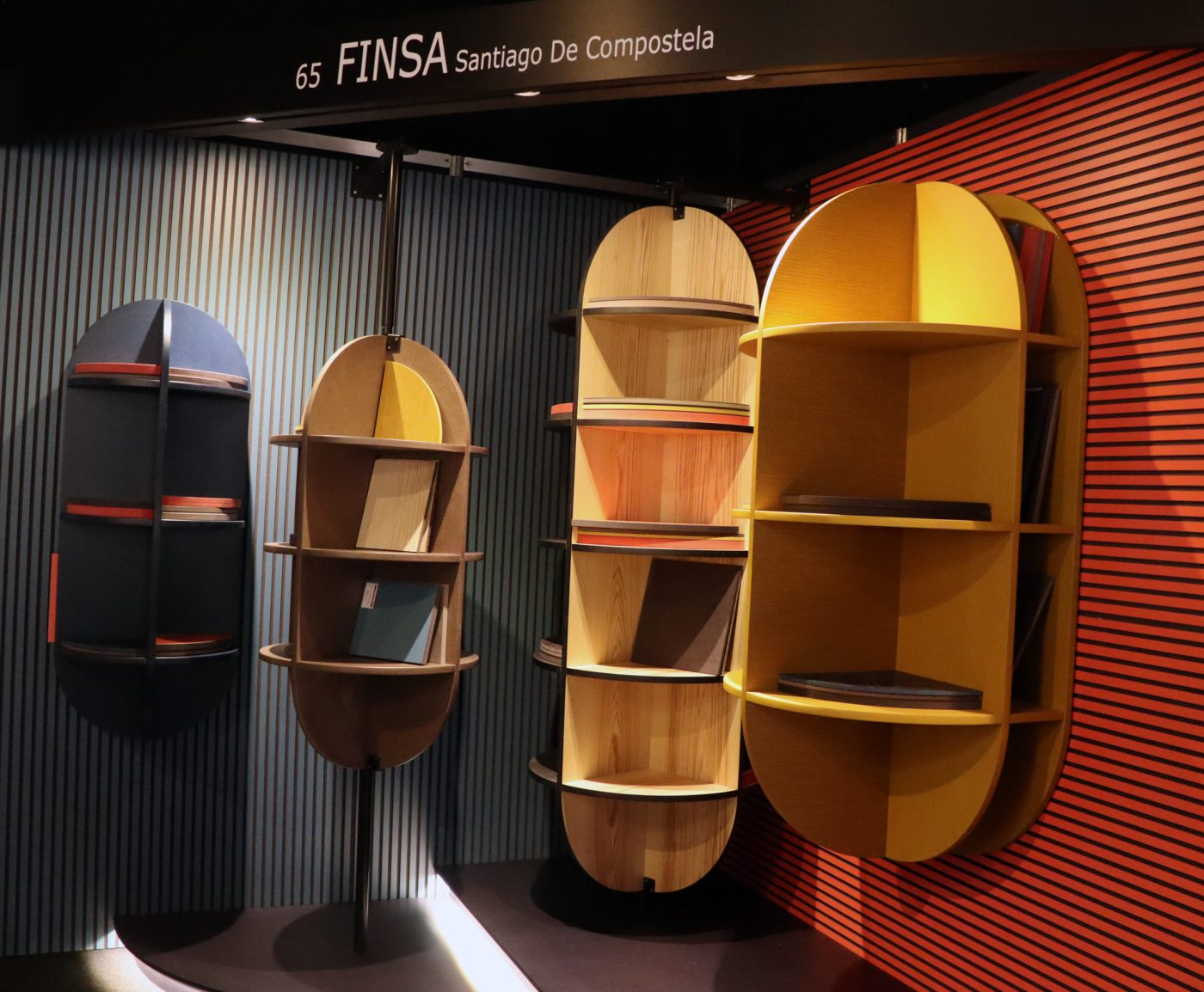 FINSA lanza su nueva gama Fibracolour en Architect@Work Madrid