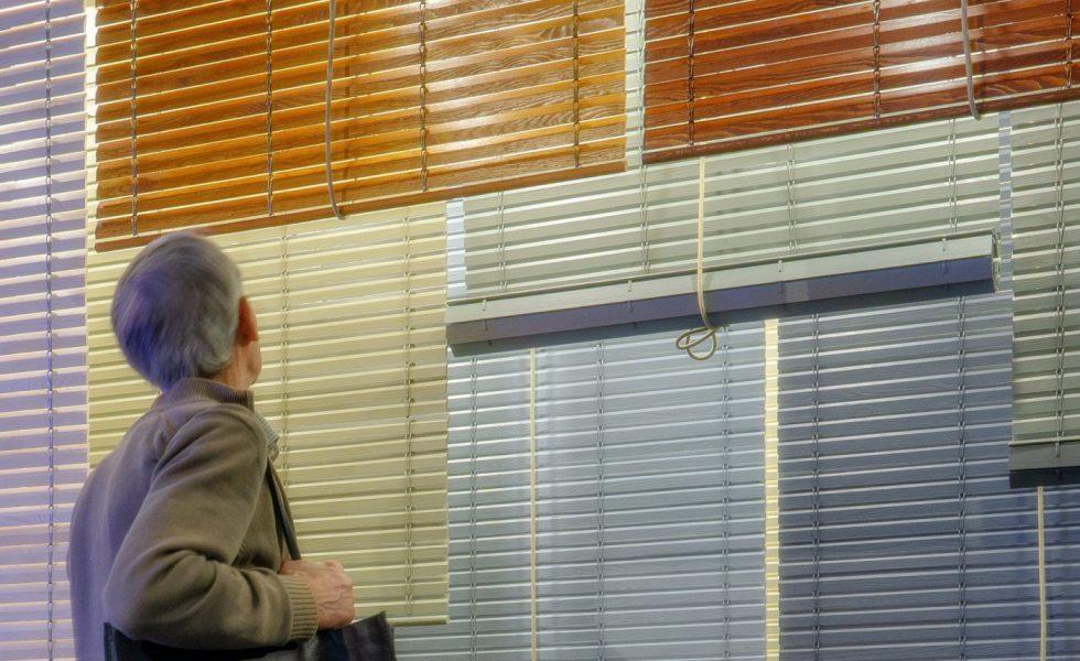 La reinvención de la persiana de cuerda