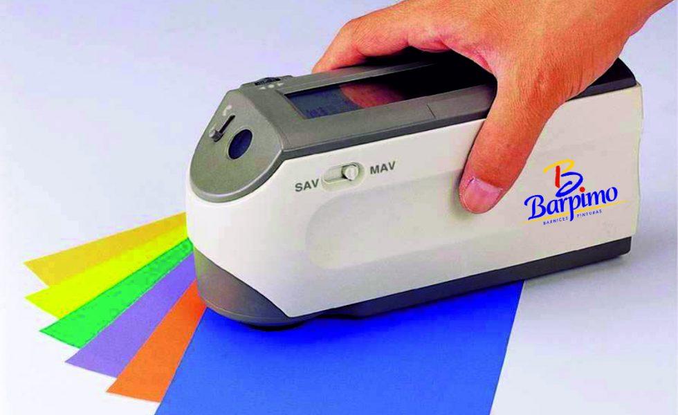 Tintometría y Espectrofotómetro BARPIMO