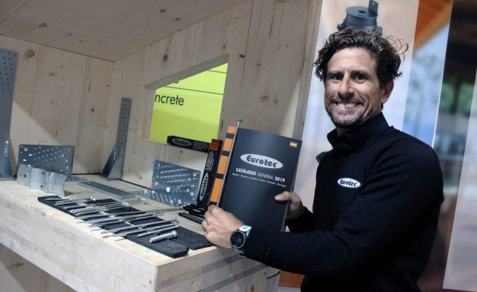 EUROTEC incorpora a su oferta láminas transpirables e impermeables
