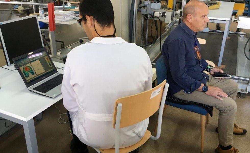 Ergo 4.0, nuevo sistema de gestión antropométrico para fabricar mobiliario de asiento personalizado