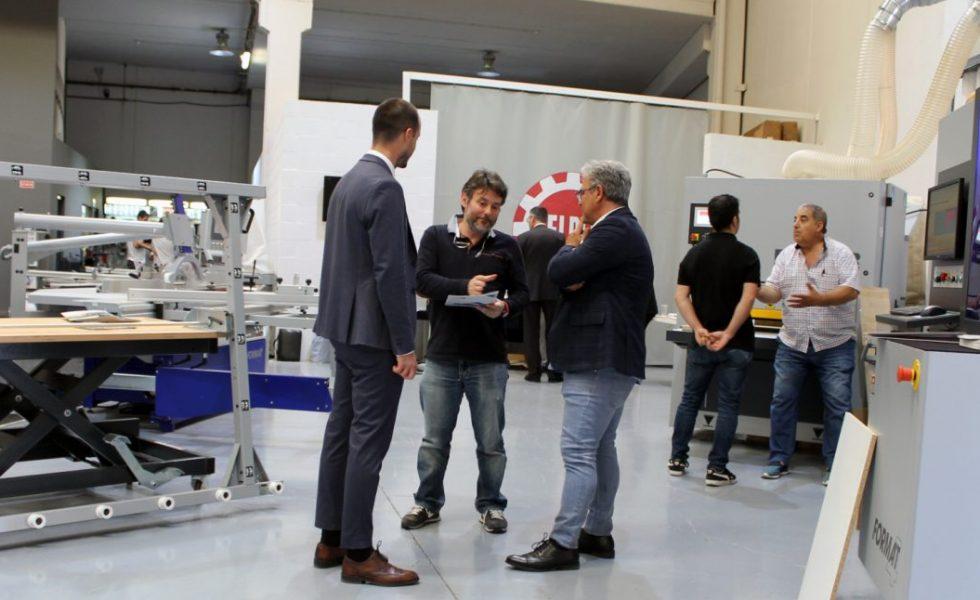 Tras sorprender en LIGNA, nuevo éxito en la FELDER TEK 2019