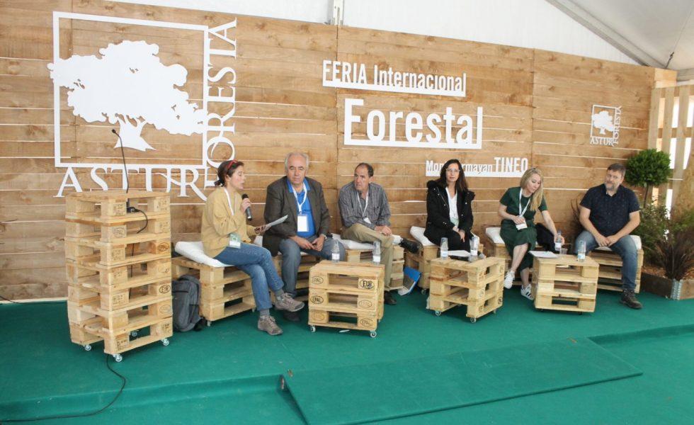 COSE defiende en ASTURFORESTA el asociacionismo y la gestión forestal sostenible