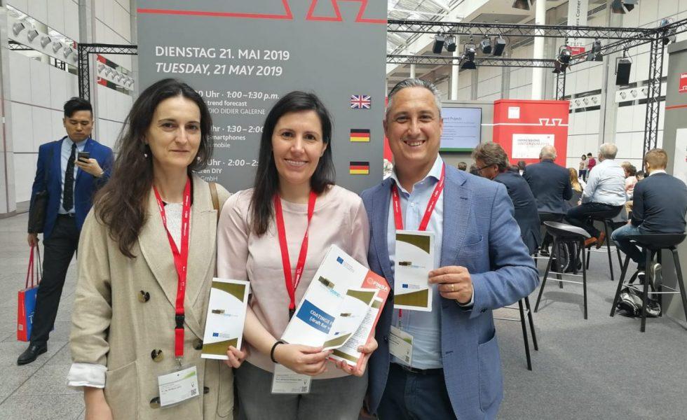 El proyecto ERASMUS+ FUTUREfacing, presente en interzum y Ligna