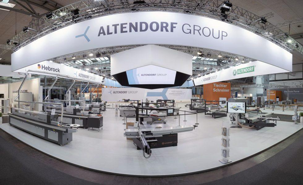 El asistente de seguridad «ASA» de ALTENDORF cautiva a los usuarios y a la prensa especializada en LIGNA