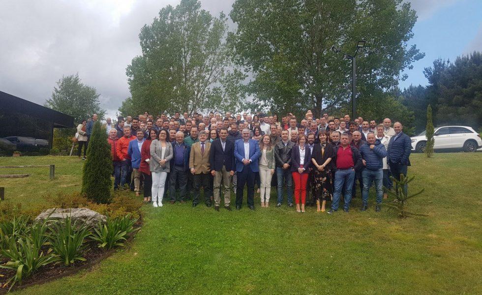 Más de 100 empresas asociadas y colaboradoras en la XLII Asamblea General de LUGOMADERA
