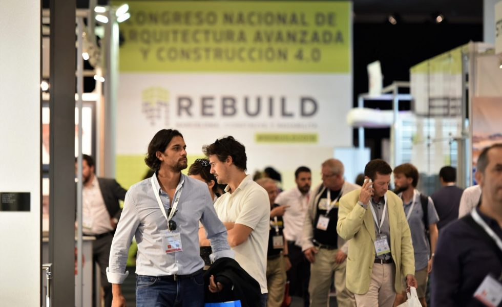 Descubre en REBUILD las últimas tendencias en industrialización, sostenibilidad y digitalización