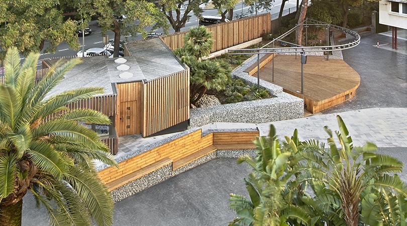 Una construcción de ARQUIMA gana el Premio de Opinión de Ciudad y Paisaje en los FAD 2019