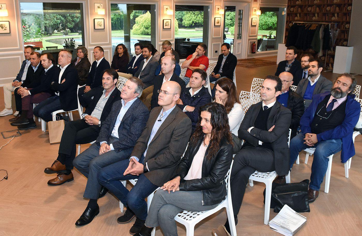 EL Cluster da Madeira e o Deseño de Galicia (CMD) es un año más Agrupación Empresarial Innovadora