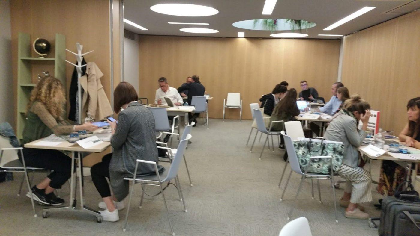 ANIEME organiza una actividad de promoción para empresas españolas del mueble en París