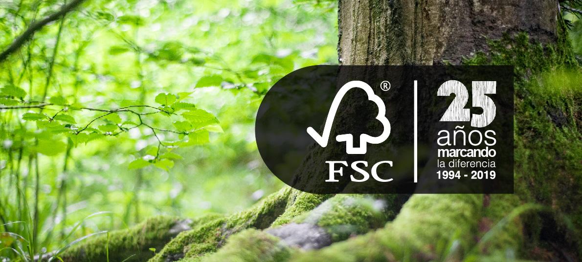 FSC celebra su 25 aniversario en este 2019