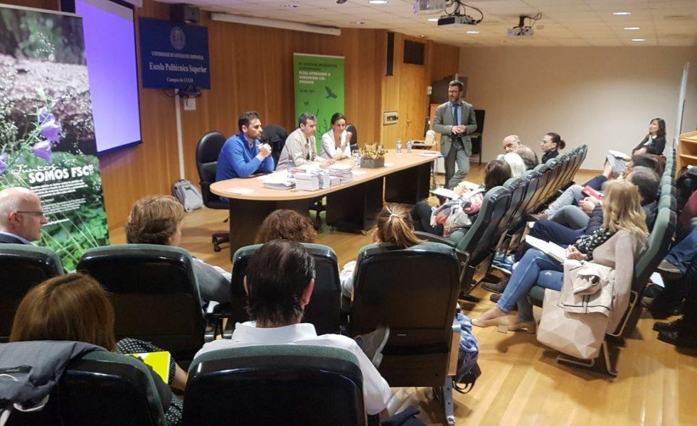 FSC respalda el esfuerzo de Galicia por mejorar la calidad de sus bosques gracias a la certificación forestal