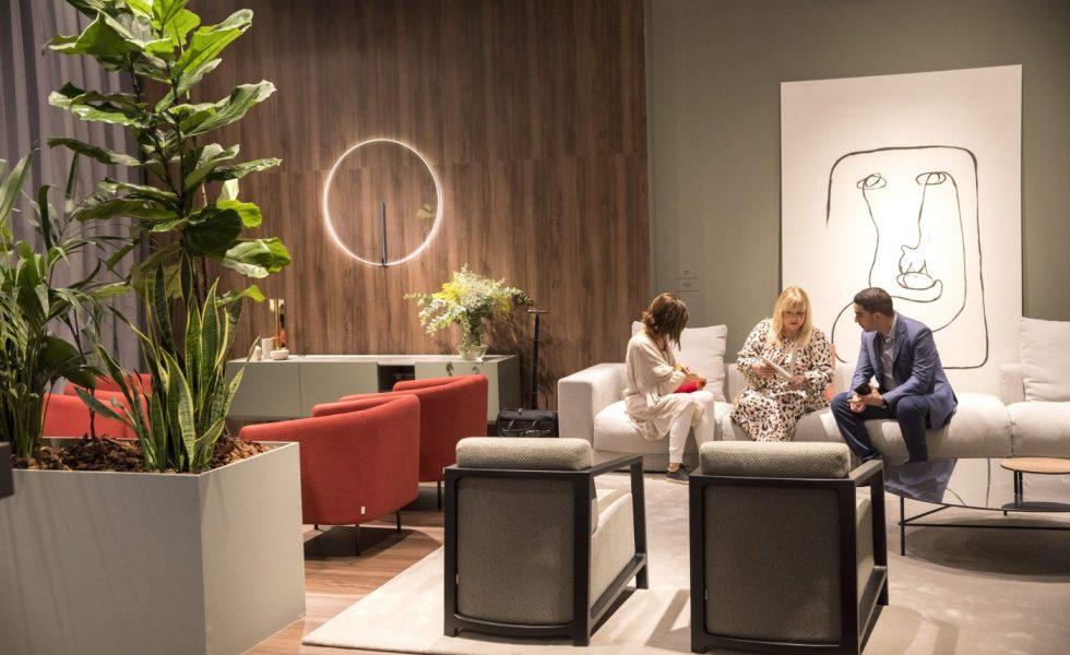 ANIEME e IVACE Internacional coordinan la visita de 70 compradores internacionales a HÁBITAT