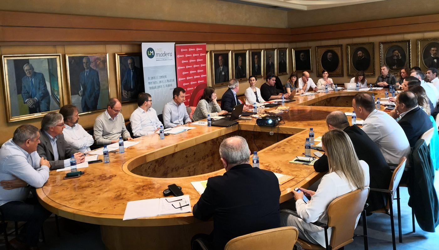UNEmadera avanza como interlocutor del sector de la madera y mueble en España