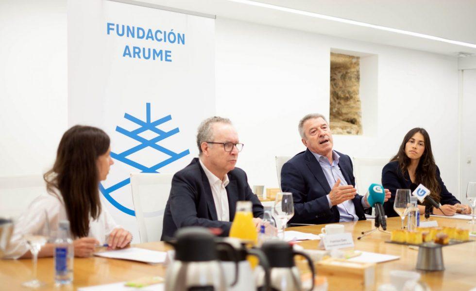 Nace la Fundación ARUME para promover la recuperación del Pino de Galicia
