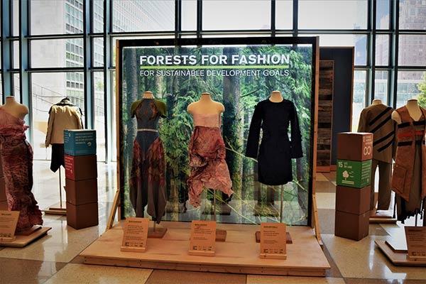PEFC promoverá una moda más sostenible en «Madrid es Moda»