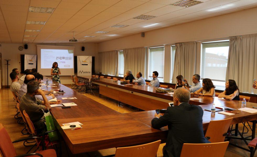 Concluyen los encuentros sobre madera y construcción del GO Madera Construcción Sostenible