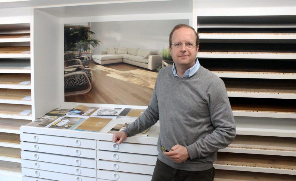 """""""El mercado levantino del revestimiento de suelo de madera va a crecer"""""""