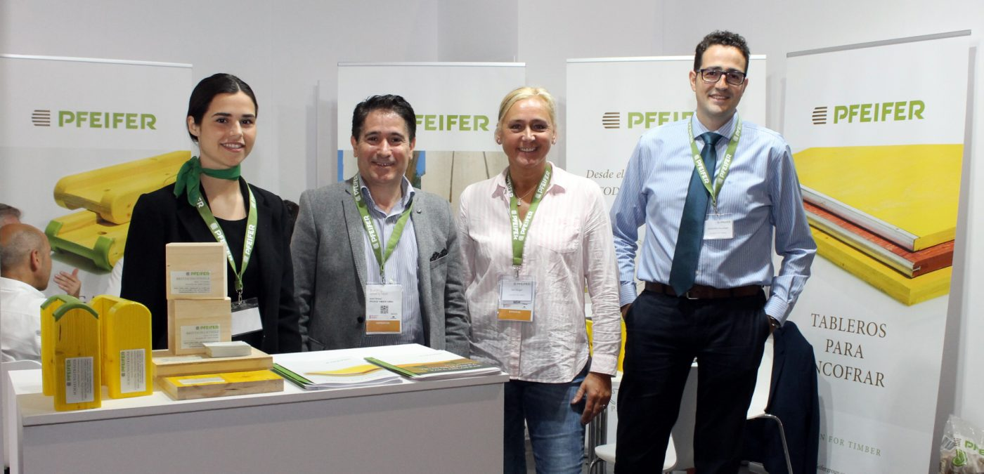 PFEIFER abrirá una fábrica de CLT en Alemania