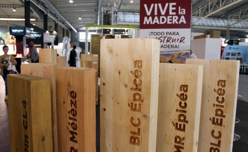 VIVE LA MADERA ya tiene consolidada su oferta de CLT