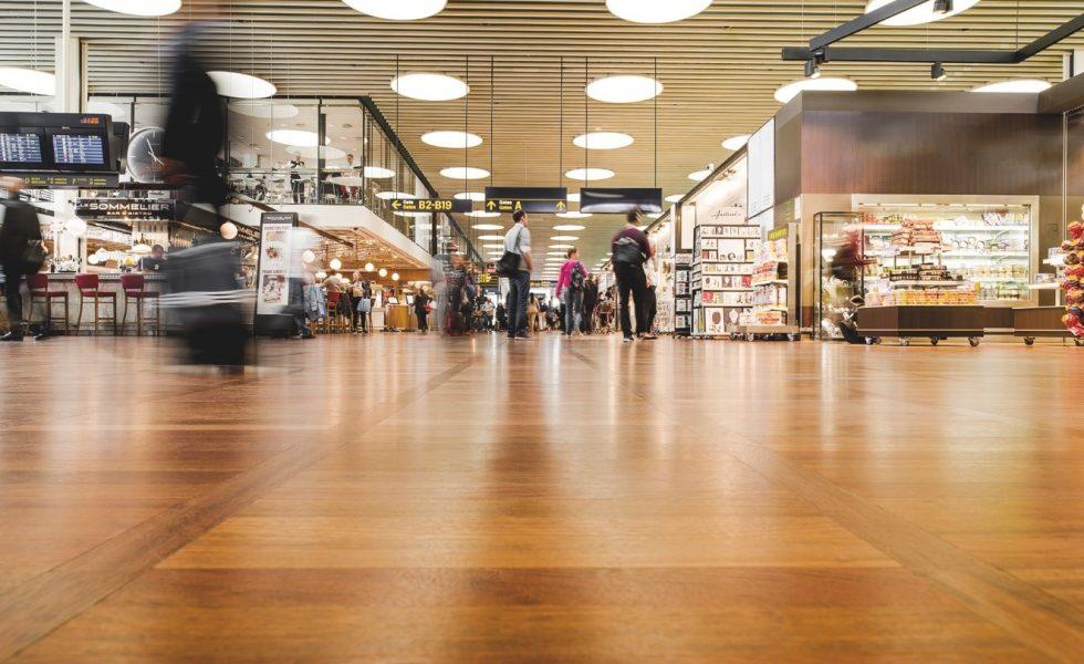 BONA Traffic HD, el barniz para suelos de madera con un alto tránsito de personas