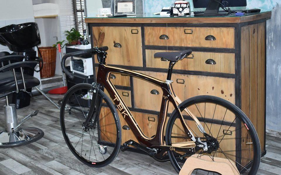 TBK Bike, cuadros para bicicletas de diseño, resistentes y sostenibles