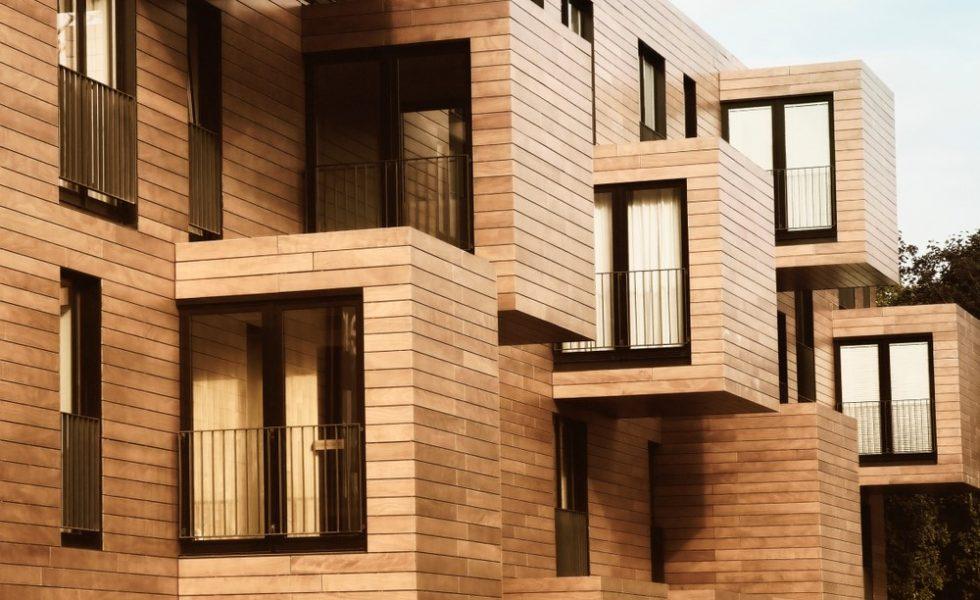 Construcciones con madera que conducen al rendimiento energético