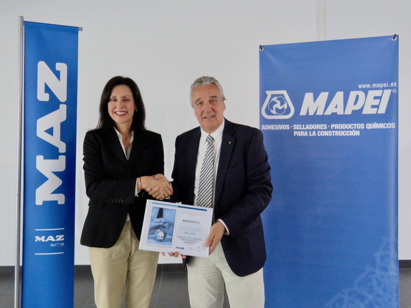MAPEI finalizó 2018 con cero accidentes laborales
