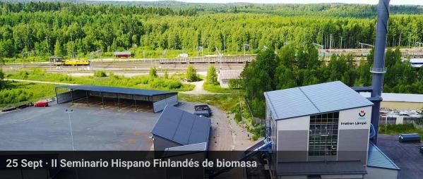 EXPOBIOMASA albergará el II Seminario Hispano Finlandés de Biomasa
