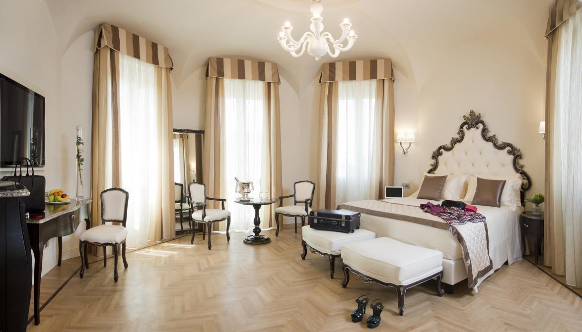 MAPEI, protagonista en el Gran Hotel Leonardo da Vinci