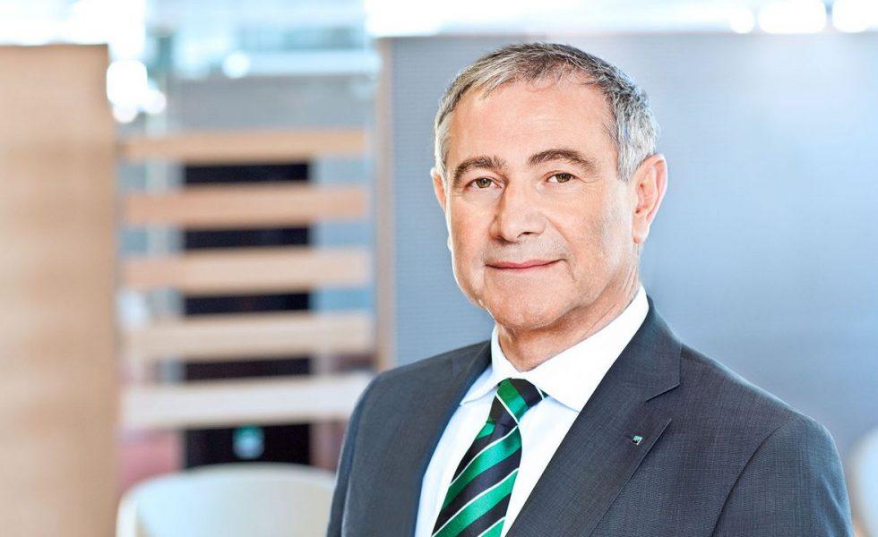 Se jubila Klaus Müller, jefe de comunicación de WEINIG