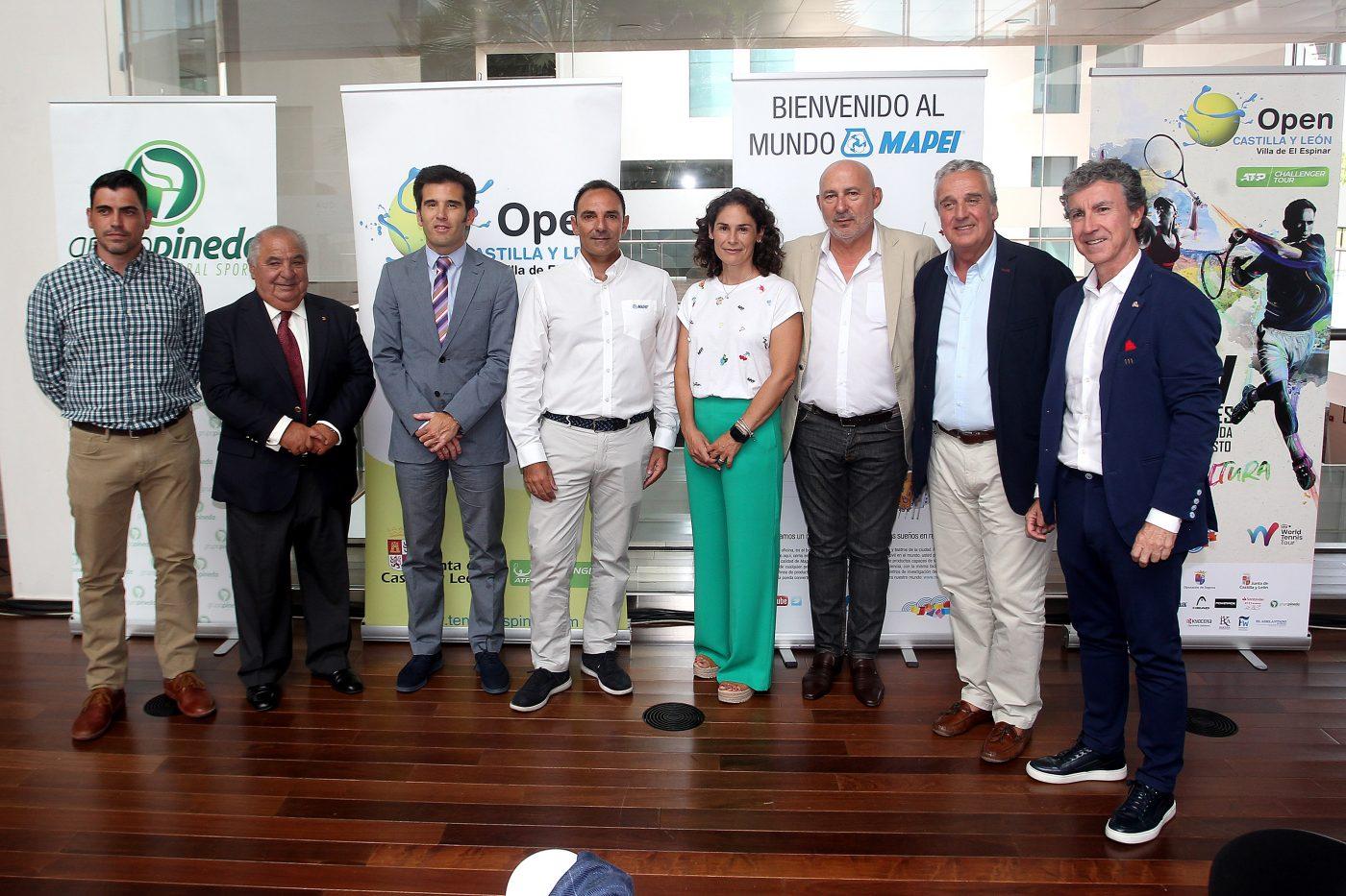 MAPEI patrocina el XXXIV Open Castilla y León Villa de El Espinar