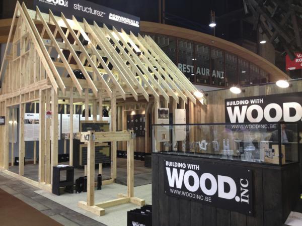 STRUCTUREZ, un sistema japonés de montaje de madera contralaminada