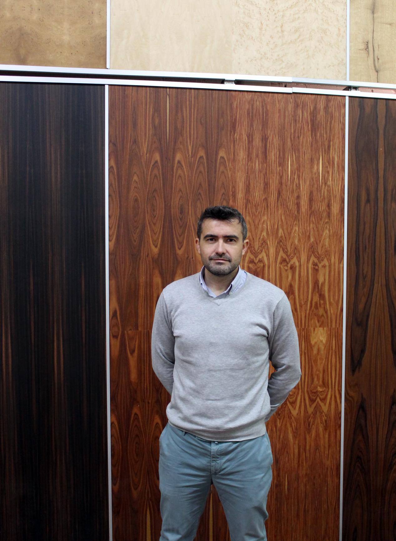 """Jorge Blanquer: """"Me apena que el mercado se concentre solo en tres especies de madera"""""""