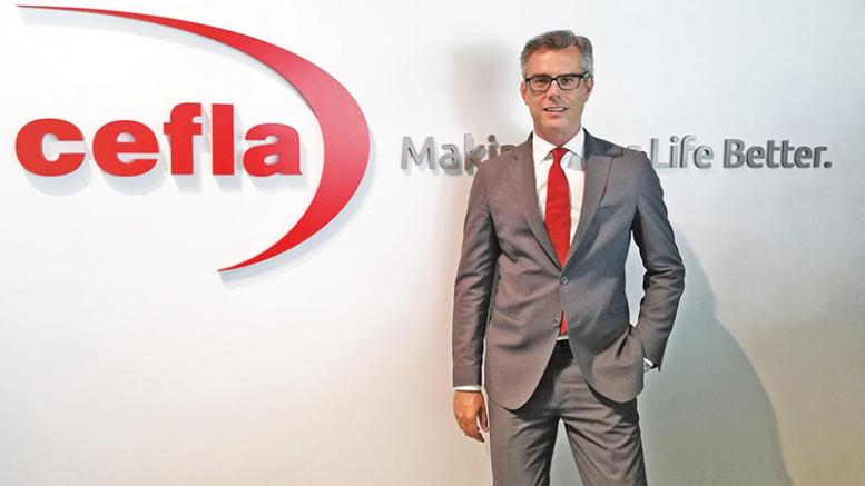 Federico Giva es el nuevo Director de RRHH de CEFLA