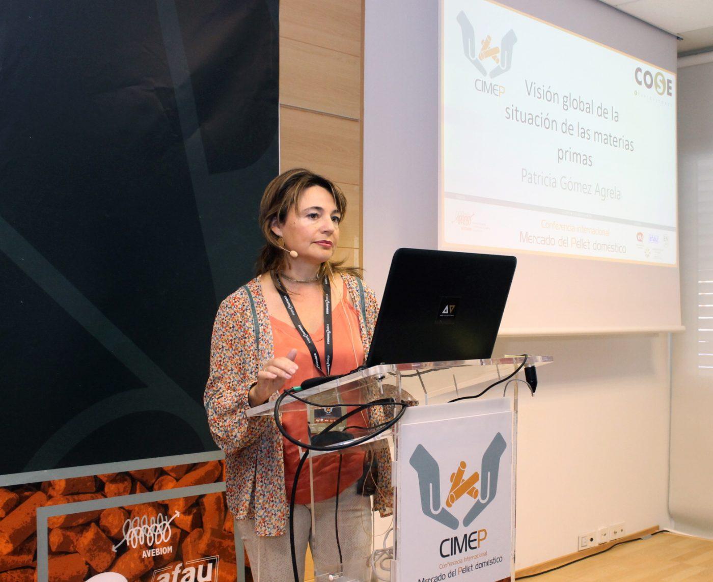 COSE defendió en EXPOBIOMASA la biomasa forestal
