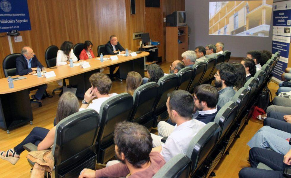 Presentación de la primera Unidad Mixta de Investigación en el sector forestal en Galicia