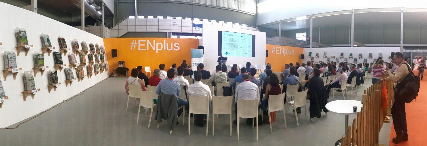 Conferencia International sobre el mercado doméstico de pellets en EXPOBIOMASA