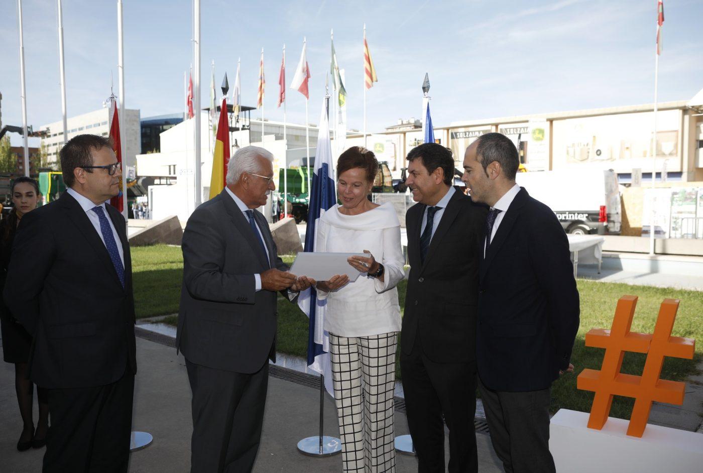 Empresas españolas y finlandesas celebraron más de 300 reuniones B2B en EXPOBIOMASA