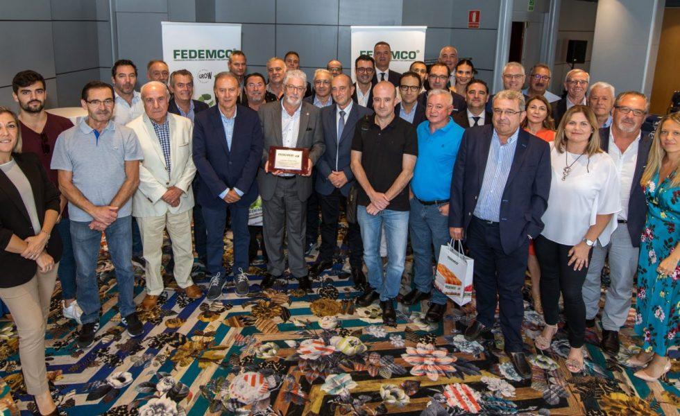 Eleuterio Donat renueva su cargo de presidente de FEDEMCO