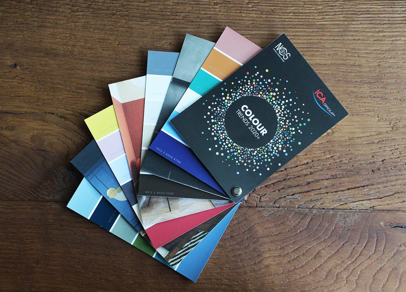 NCS Colour Trends: Eclecticismo en evolución